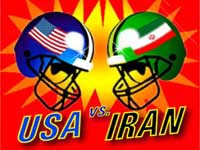 USA and Iran Still Head-Butt Each Other