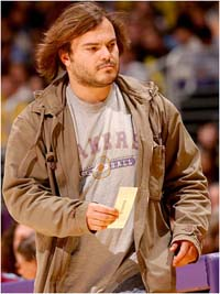 Actor Jack Black turns