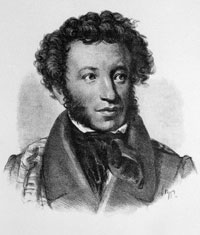 Russia's greatest poet Alexander Pushkin can be cloned