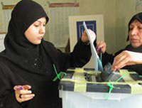 Iraqi Elections: At Snail's Pace