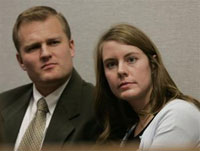 US parents charged with kidnapping their daughter before her wedding