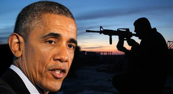Obama admits ISIL appeared because of US aggression in Iraq. Obama admits USA's involvement in ISIL