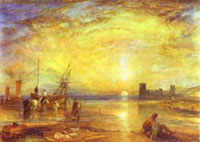 Experts study Turner's paintings to track climate change