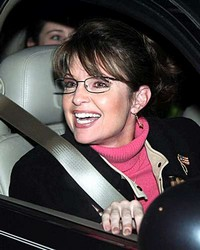 Sarah Palin Appears on Oprah Show