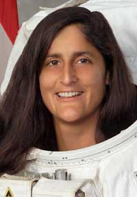 U.S. astronaut Sunita Williams stuck in space because of delay in shuttle flights to space station