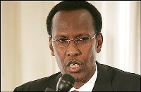 Suicide bomber in car blows himself up in front of Somalia Prime Minister house