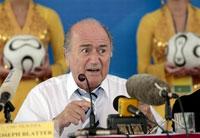 FIFA President Sepp Blatter likens MU star Cristiano Ronaldo to slave