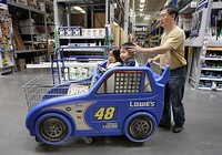 Lowe's Profits Fall To 4 Million