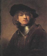 Rembrandt: impoverished artist or brawler?