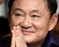 Thaksin Shinawatra criticizes military junta and talks about his future plans