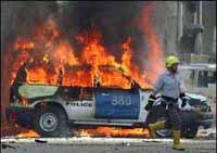 Blast at Shiite mosque in Baghdad kills dozens