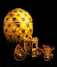 Faberge egg sold at auction for nearly 9 million pounds
