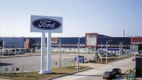 Russian Ford employees return to work, talks to be continued