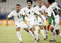 Popular Iraqi soccer player kidnapped in Baghdad