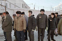 Russia catches up with USA on number of prison inmates