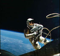 Astronauts to Marks Apollo 11 With Spacewalk