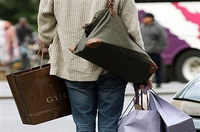 Retail Sales Jump in October