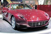 Russian clients fight to buy Ferrari Scaglietti Russian Edition