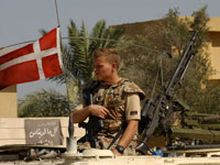 Danish soldier wounded in Afghanistan