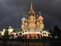 Moscow's iconic St. Basil's Cathedral to mark 450th birthday. 44790.jpeg