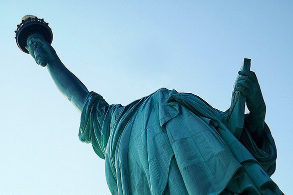 ISIL to behead Statue of Liberty. USA