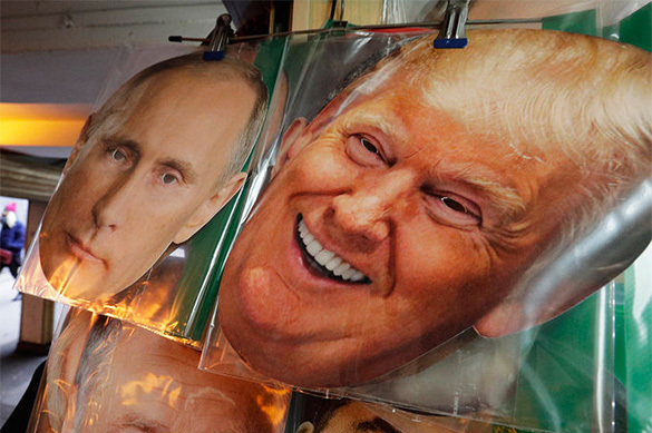 Putin and Trump greet each other in Germany. 60791.jpeg
