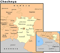 Chechnya soon to be renamed