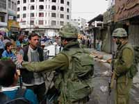 Palestinians forced to leave homes in central Hebron: study
