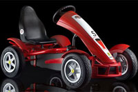 Ferrari for kids to be available next month