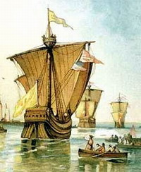 Florida explorers and Spanish government can not devide treasure ship between each other