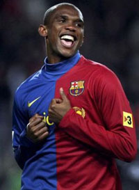 Guardiola Feels Eto'o Should Leave Barca