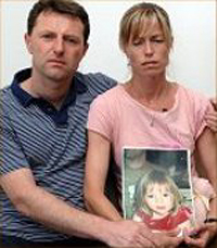 Parents of Madeleine McCann to sue Portuguese newspaper