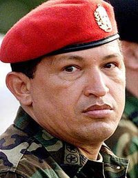 Hugo Chavez intends to make the whole world stand firmly against USA