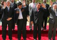 No advances in a South American Energy Summit sponsored by Chavez