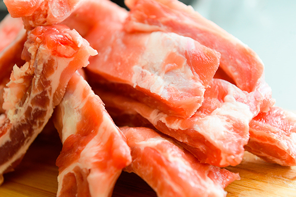 Deadly drug-resistant bacteria found in British meat. Meat
