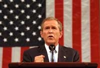 Democrats insist Bush must accept legislative timetable