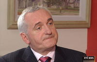 Bertie Ahern takes secret cash payments from businessmen