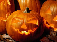 Halloween holiday contributes to study of how fast adults react to fear