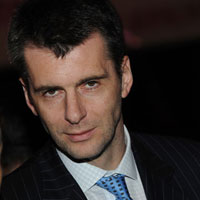 Mikhail Prokhorov Buys New Jersey Nets to Build Them New Arena