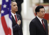 Obama in China: Don't Bite the Hand That Feeds You