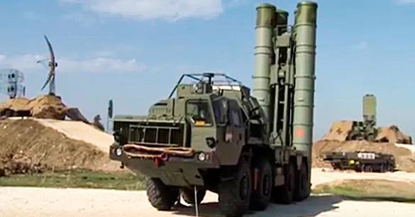 S-400 Triumf anti-aircraft systems will not take part in May 9 Victory Parade. 57797.jpeg