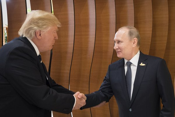 Putin says personal meetings with Trump necessary. 60797.jpeg