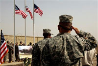 Bomb Kills Four US Troops in Afghanistan
