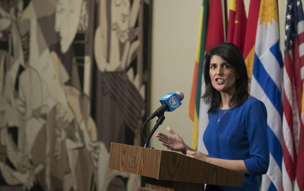 Haley: 'Everybody knows that Russia meddled in our elections'