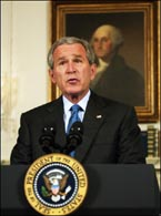 Bush touts emerging energy technologies, American competitiveness