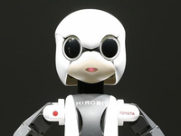 Android astronaut Kirobo wants toy rocket for Christmas. 51801.png