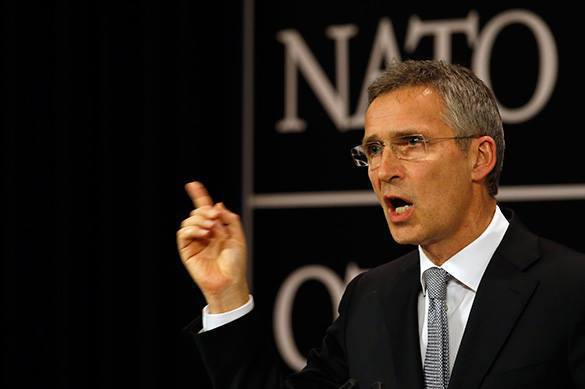 Stoltenberg: NATO expands because of Russia's military might. 58801.jpeg