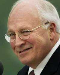 Cheney meets with Jordan's king, ending weeklong Mideast trip