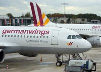 Airbus A320 of Germanwings crashes above Alps in France, over 150 killed. Germanwings plane crashes above Alps