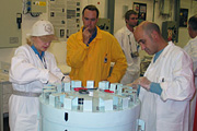 Brazil inaugurates uranium enrichment center, joins nuclear elite